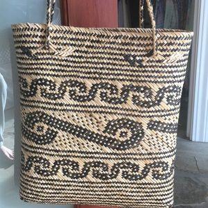 Handbags - Straw purse from Maui